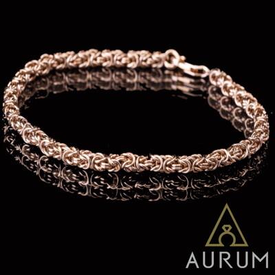 фото - браслет из золота или серебра