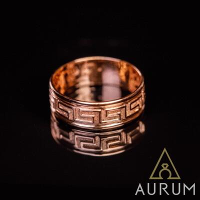 Заказать золотое кольцо , фото