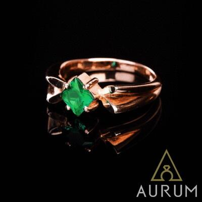 Заказать ювелирное изделие - золотое кольцо , фото