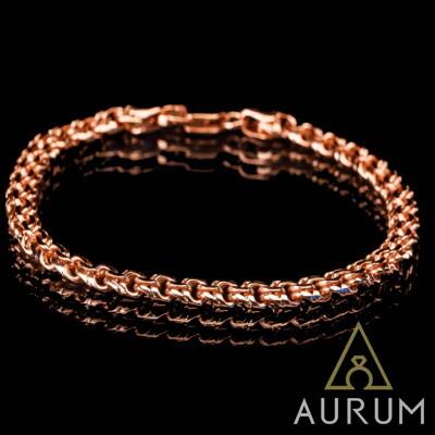 На заказ - браслет из золота или серебра.